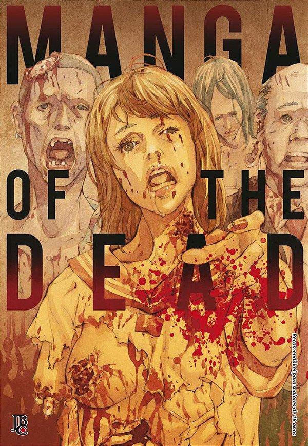 Mangá of the Dead (Português)