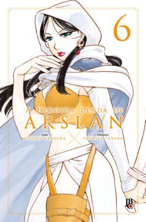A Heroica Lenda de Arslan Vol. 6