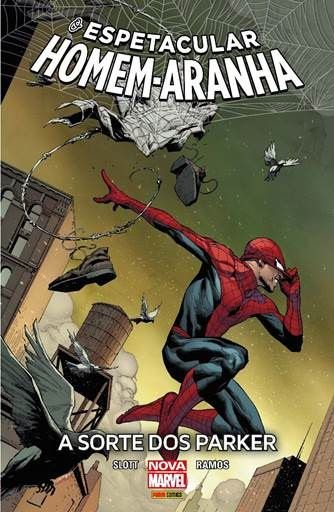 O Espetacular Homem-Aranha : A Sorte dos Parker