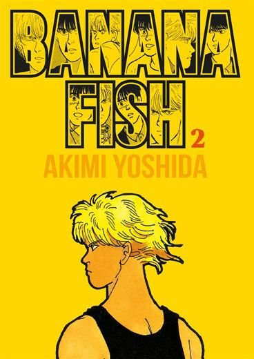 Banana Fish - Ed.002