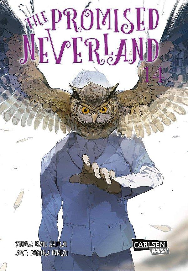 The Promised Neverland Ed,  014