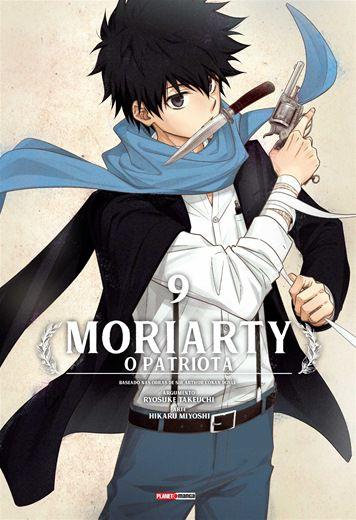 Livro Moriarty: O Patriota - Ed.009