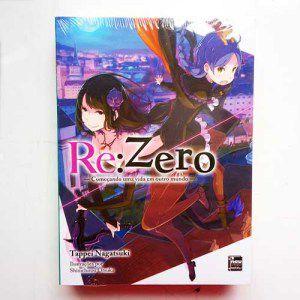 Re:zero - Começando Uma Vida Em Outro Mundo - Livro 12