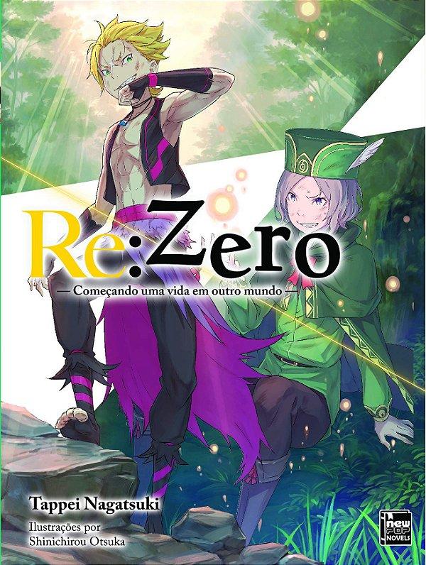 Livro Re:Zero: Começando uma Vida em Outro Mundo - Livro 13