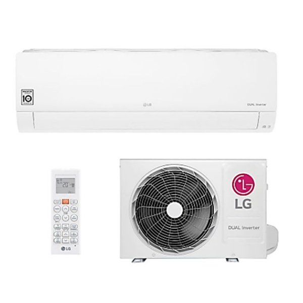 Ar Condicionado Split Hw Lg Dual Inverter Voice 22000 Btus Frio 220V Monofasico