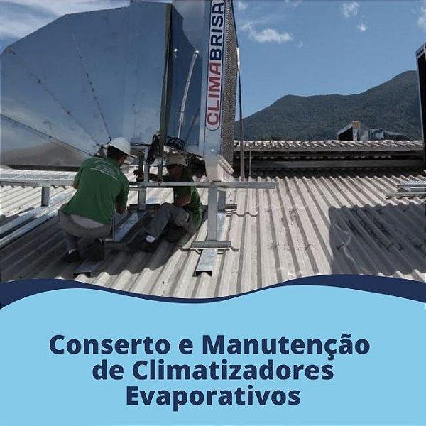 Conserto e Manutenção De Climatizadores Evaporativos