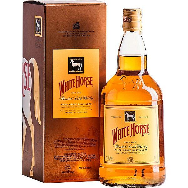 Whisky White Horse 1000 ml