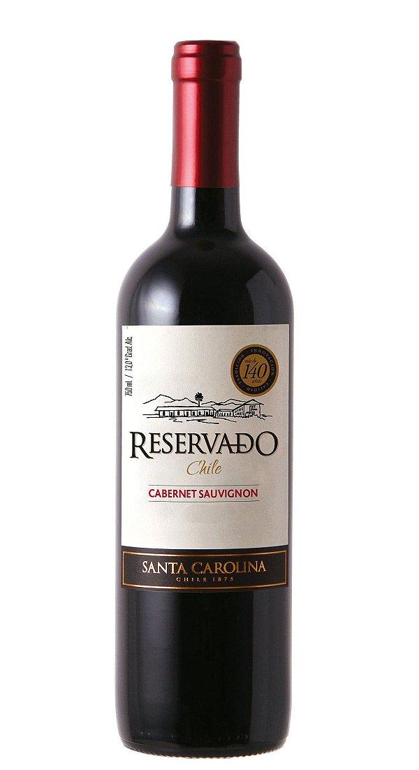 Vinho Santa Carolina Reservado Cabernet Sauvignon 750ml