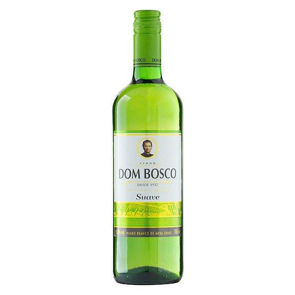 Vinho Dom Bosco Branco Suave 750 ml