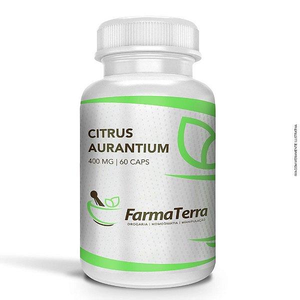 Citrus Aurantium 400mg - 60 Caps