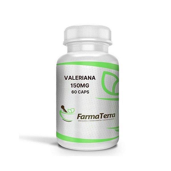 Valeriana 150mg - 60 Caps