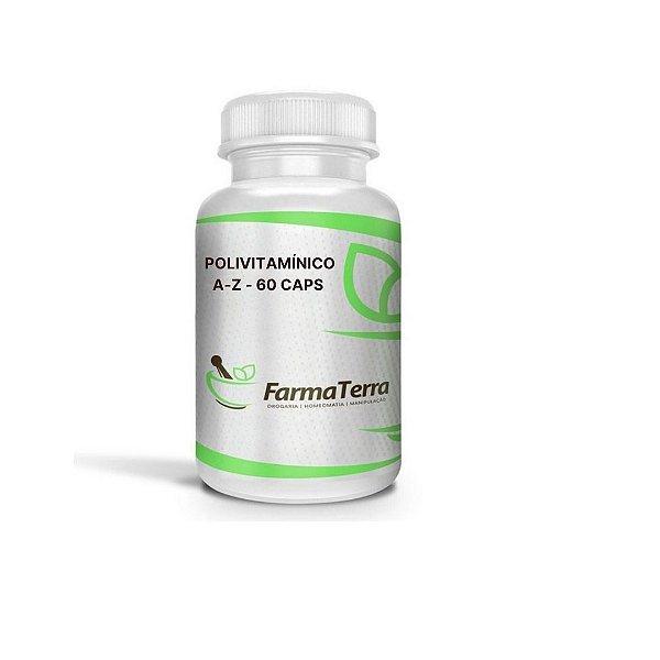 Polivitamínico A-Z 60CAPS