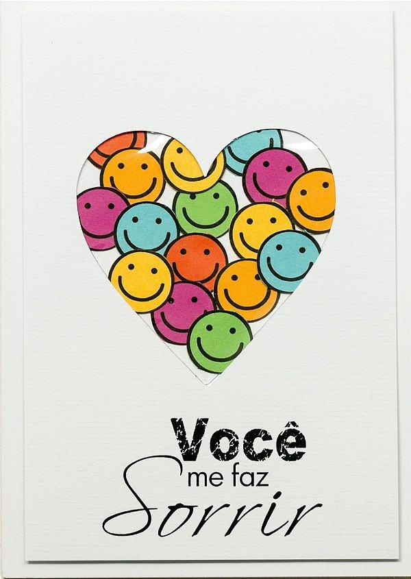 Cartão Smile