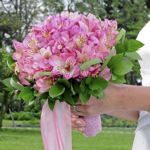Bouquets de Noiva / Alstroemerias