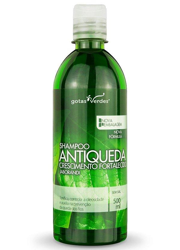 Shampoo Antiqueda Crescimento Fortalecido com Jaborandi