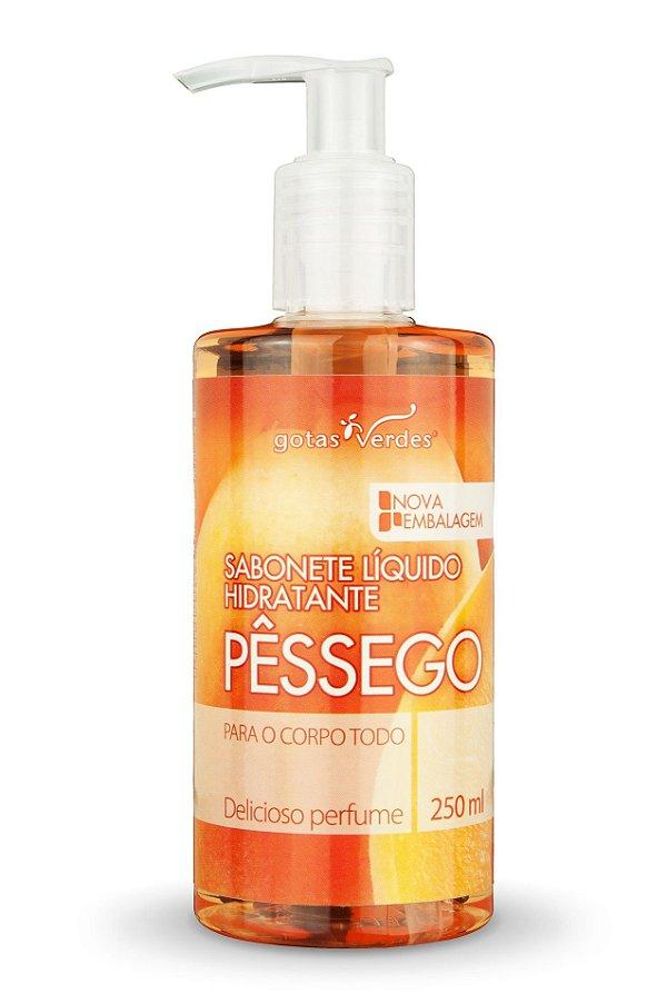 Sabonete Líquido Hidratante Pêssego 250 ml