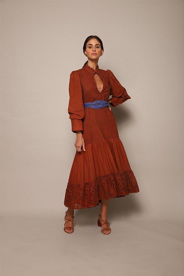 Vestido Midi Lasie