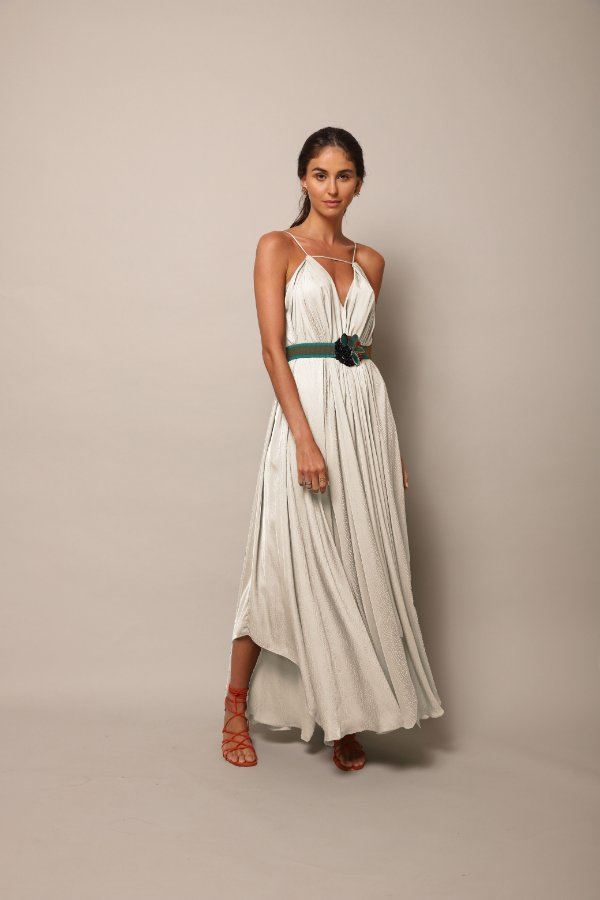 Vestido Silk
