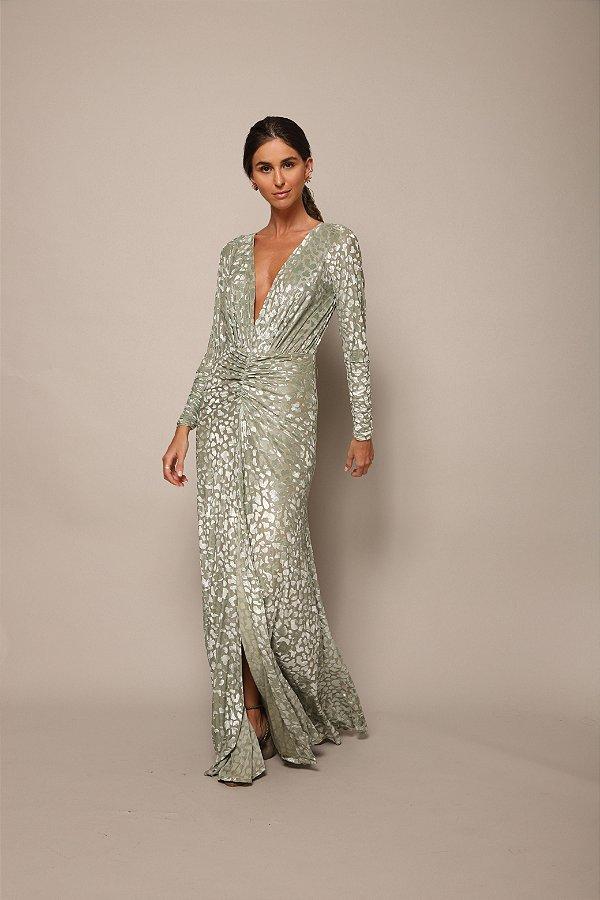 Vestido Texturas
