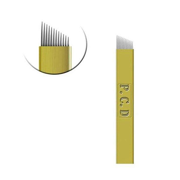 LAMINA TEBORI 14 HARD MICROBLANDING C/ 10 UNID