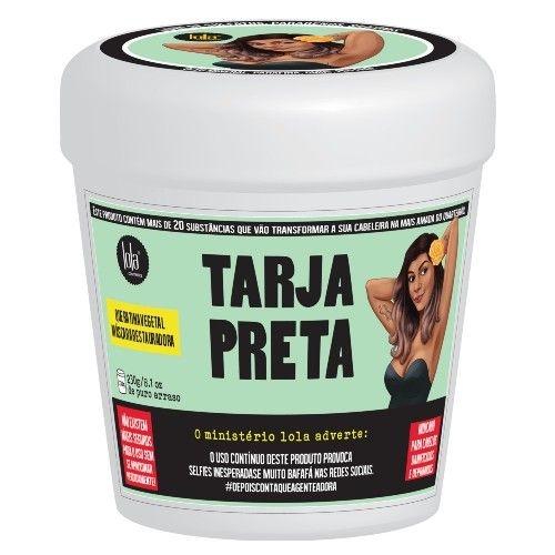 Máscara Restauradora Tarja Preta Lola 230g