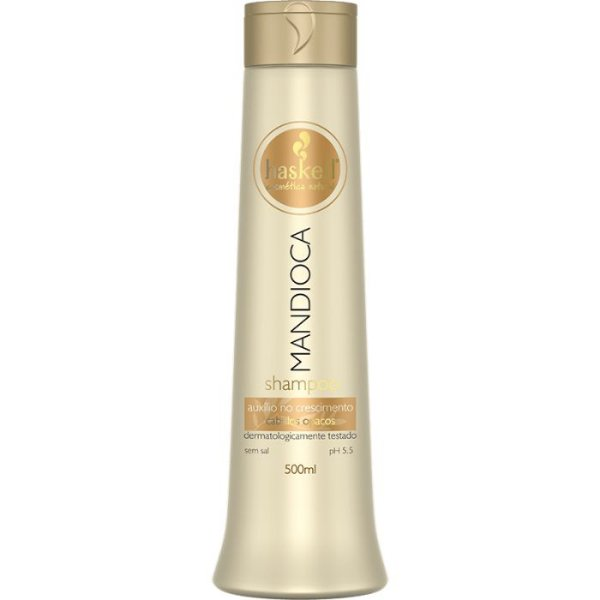 Shampoo Mandioca Haskell 500ml