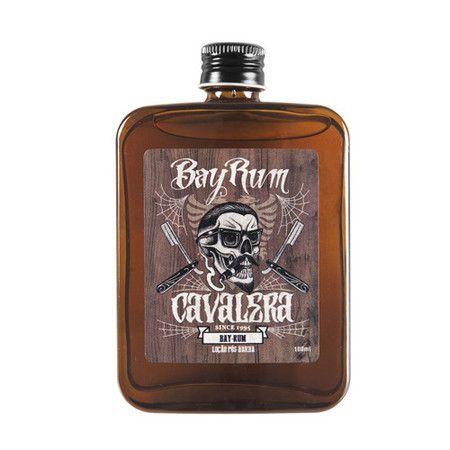 Loção Pós-Barba Bay Rum Cavalera 100ml