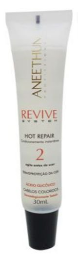 Ampola Hot Repair Revive System Aneethun 30ml