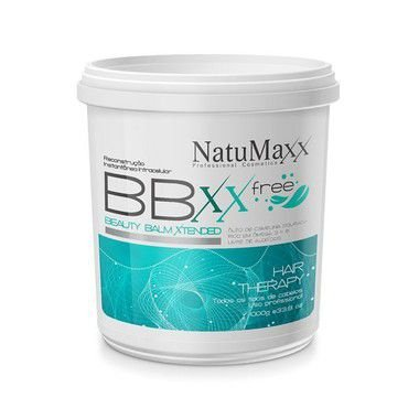 Btox Free Xtended Reconstrução Instantânea Natumaxx 1Kg