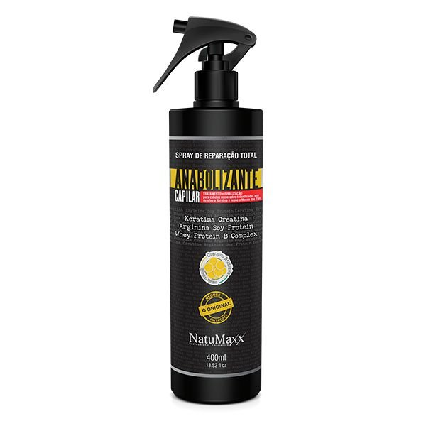 Spray Anabolizante Capilar Natumaxx 400ml