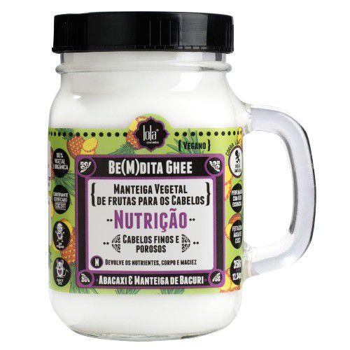 Be(m)dita Ghee  Lola - Nutrição - Abacaxi & Manteiga de Bacuri 350g