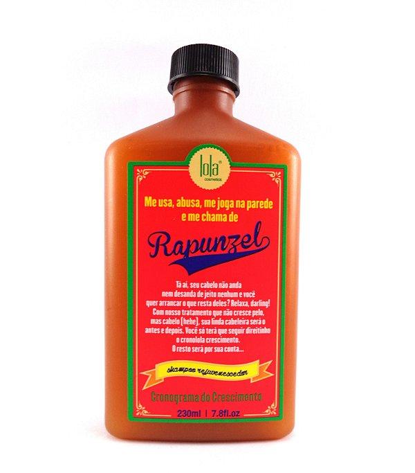 Shampoo Rejuvenescedor Lola Rapunzel 230ml