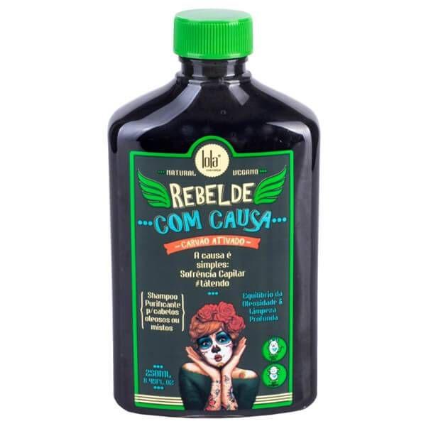 Shampoo Purificante Lola Rebelde Com Causa 250ml