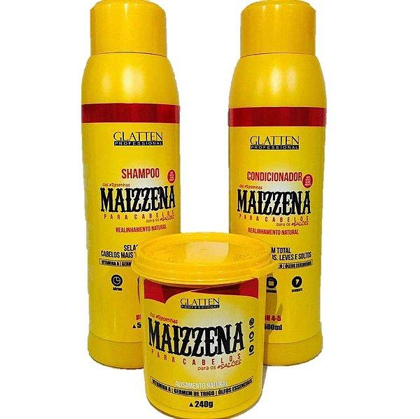 Kit completo Maizzena Glatten