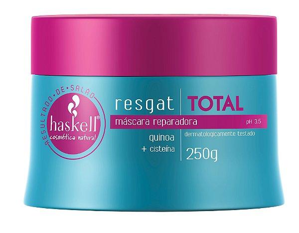 Máscara Reparadora Haskell Resgat Total 250g