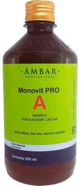 Shampoo Crescimento Capilar Monovit PRO A 500ml