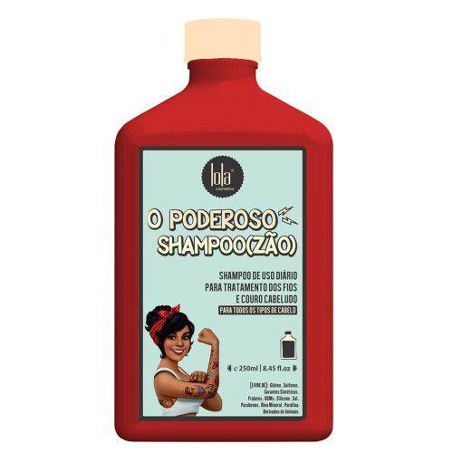 Shampoo Lola O Poderoso Shampoo(zão) 250ml