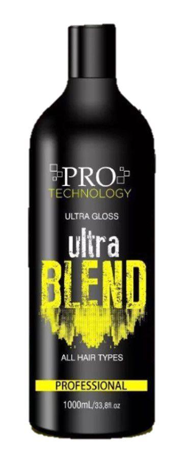Escova Progressiva Ultra Blend Pro Technology Sem Formol 1L