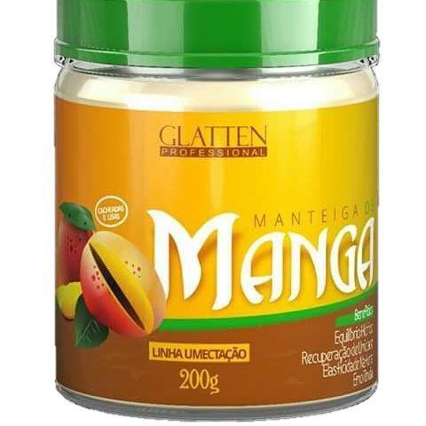 Manteiga de Manga Glatten 200g