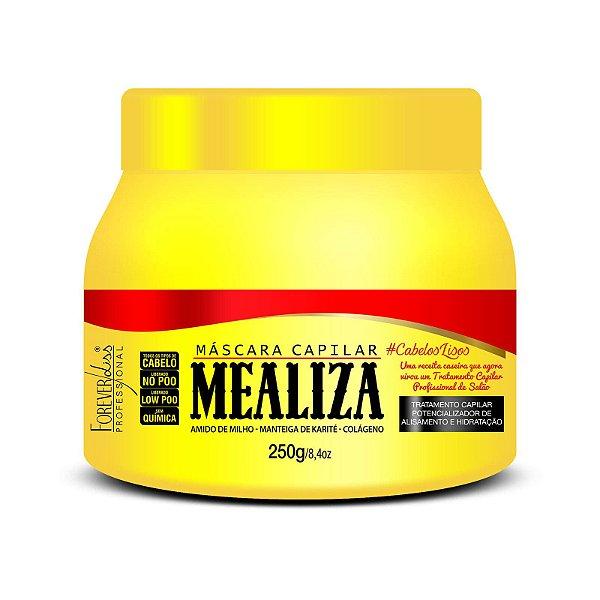 Máscara Maizena Capilar MeAliza Forever Liss 250g