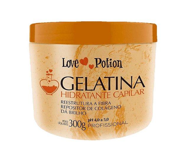 Gelatina Hidratante Capilar Love Potion 300g