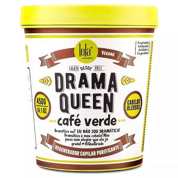 Máscara Drama Queen Café Verde Lola 450g