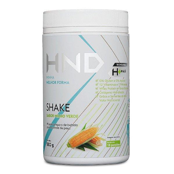 Shake H+ Milho Verde Hinode HND 550g