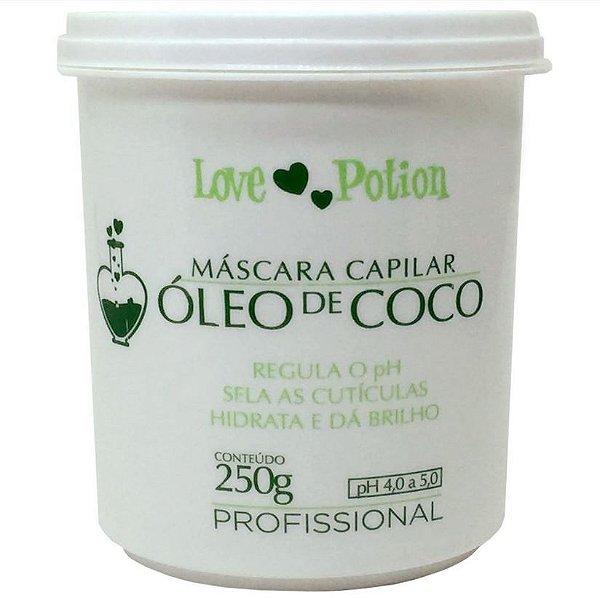 Máscara Capilar Óleo de Coco Love Potion 250g