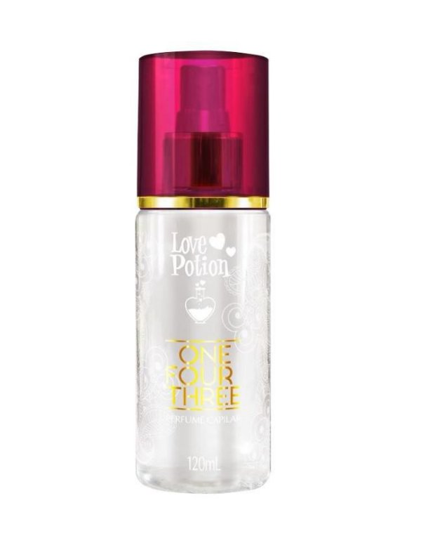 Perfume Capilar One Four Three Love Potion 120ml