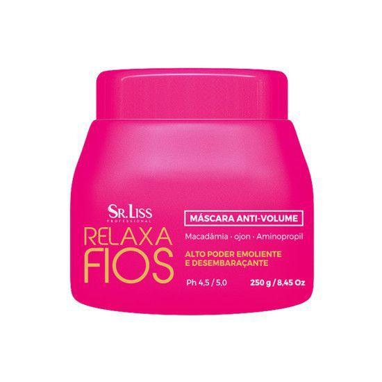 Máscara  Relaxa Fios Sr. Liss 250g