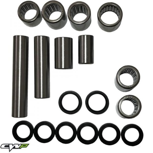 Kit Rolamento Link Crf 230 03/17 Crf 150F 03/17 Cwp