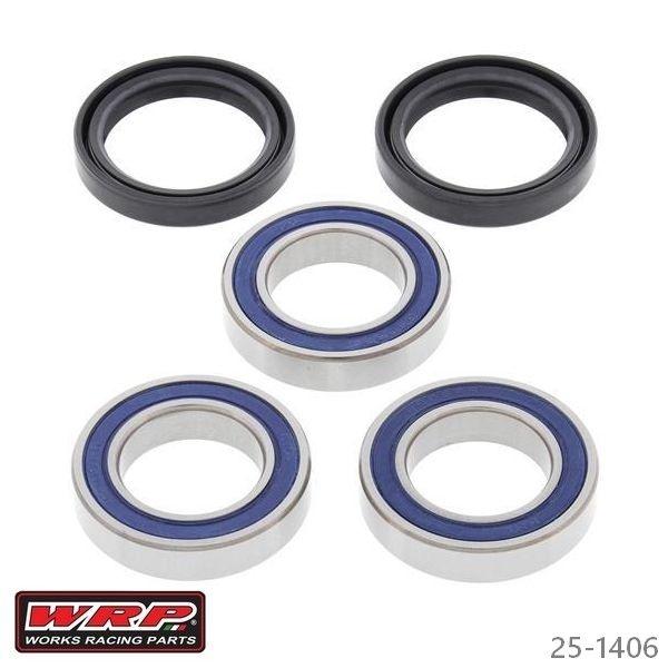 Kit Rolamento Roda Traseira Kxf 250/450 04/18 Yzf All Balls