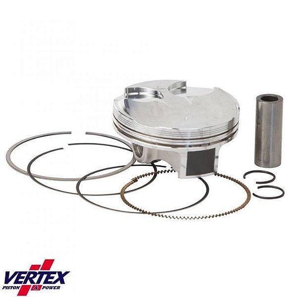 Kit Pistão Vertex Crf 150R 12/19 Comp. 11.7