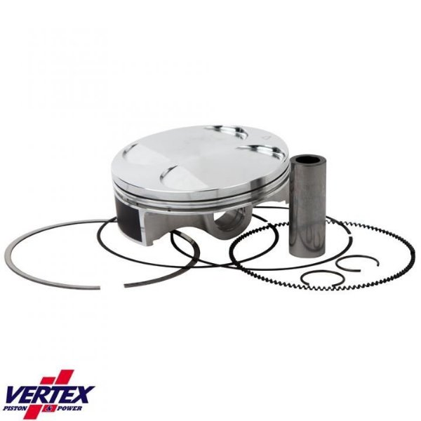 Kit Pistão Vertex Crf 450 04/08 Crf 450X 05/19 Comp. 12.1